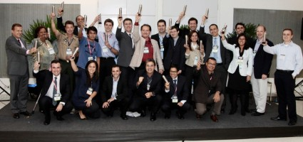 Vencedores do Prêmio MundoGEO#Connect LatinAmerica 2012