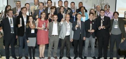 Prêmio reconhece os destaques do setor geoespacial
