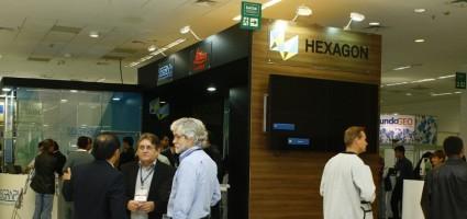 Feira reúne grandes fornecedores de tecnologia geoespacial
