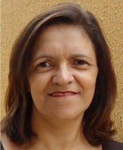 Margarete Maria José de Oliveira, instrutora do Curso Cadastro Ambiental Rural