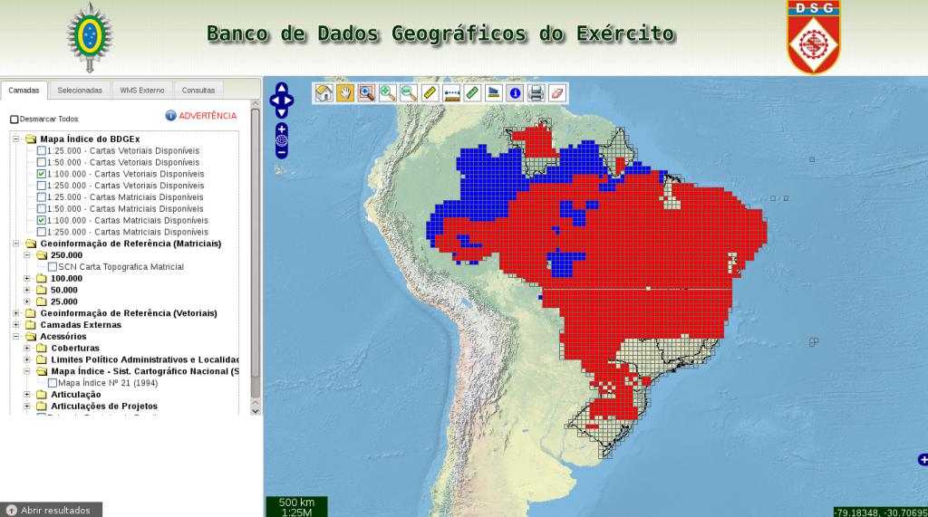 BDGEx 1024x571 Plataformas de dados ambientais de São Paulo e geoespaciais do Exército serão premiados