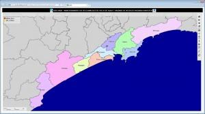 Sabesp TELA1 300x167 Projetos sobre a água recebem prêmio pelo uso de informações geográficas