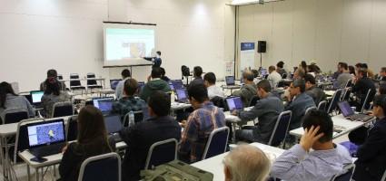 Cursos e treinamentos sobre soluções geoespaciais