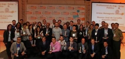 Prêmio MundoGEO#Connect 2015 reconhece os destaques do setor