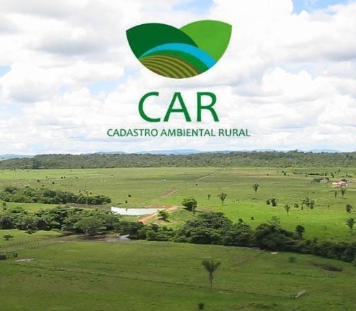 Com incremento de 2,3 em fevereiro, Cadastro Ambiental Rural avança