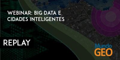 cidades inteligentes REPLAY 400x200 Replay da palestra sobre Big Data, Cidades Inteligentes e Geotecnologia