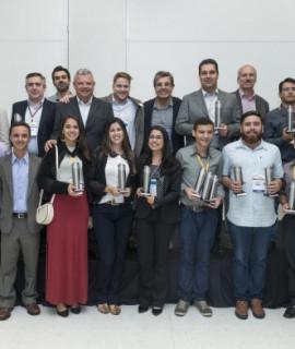 Conheça os ganhadores do Prêmio MundoGEO#Connect 2017