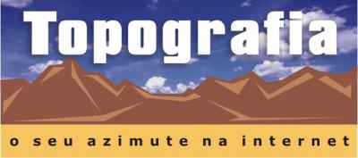 Logo Topografia