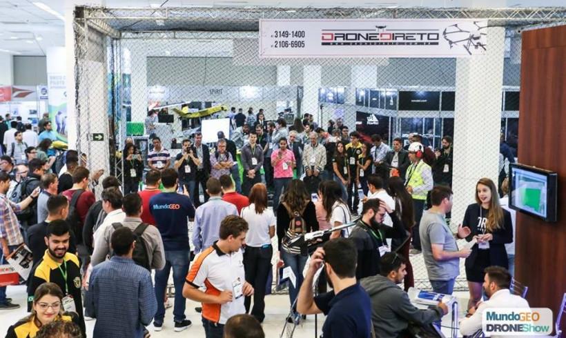 Disponíveis as fotos oficiais do evento MundoGEO#Connect 2018