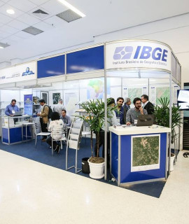 IBGE anuncia novidades para o MundoGEO Connect 2019
