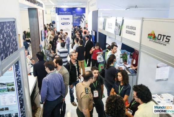 Grandes marcas nacionais e internacionais estarão no MundoGEO Connect 2019