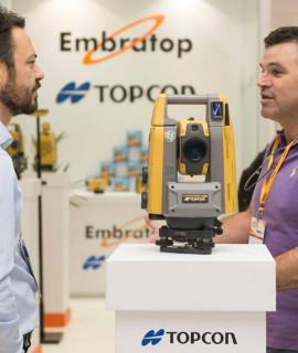 Embratop confirma participação na feira MundoGEO Connect 2019