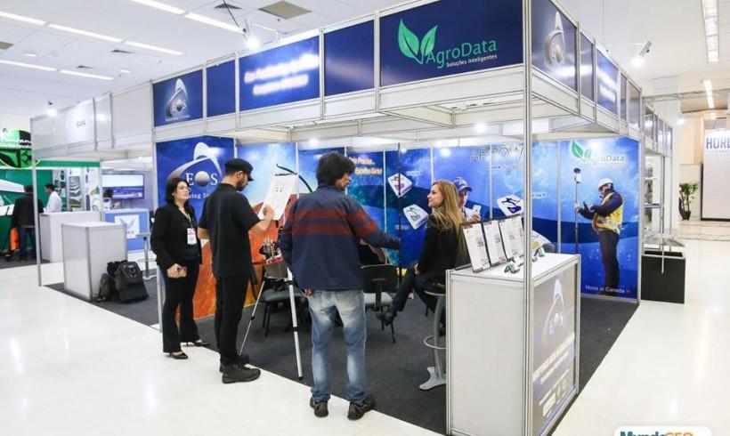 EOS Positioning confirmada na feira MundoGEO Connect 2019
