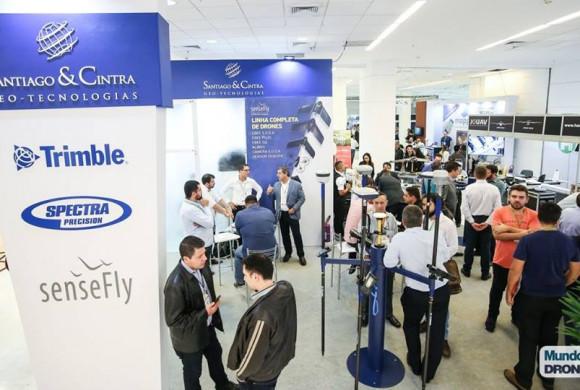 Santiago & Cintra anuncia novidades para o MundoGEO Connect 2019