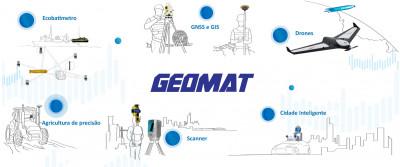 Geomat confirma participação na feira MundoGEO Connect 2019