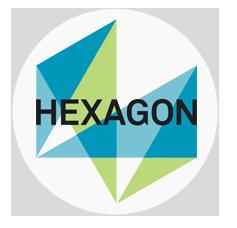 hexagon-platina