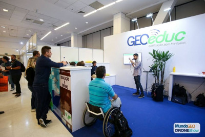 instituto geoeduc no mundogeo connect 400x267 GEOeduc confirmado na feira MundoGEO Connect e DroneShow 2019