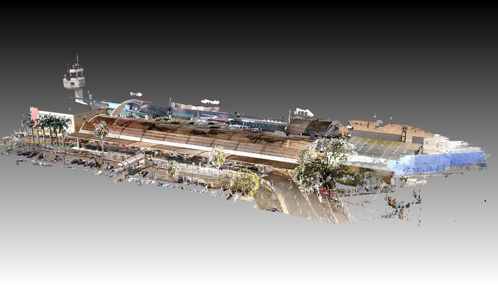 Topografia 3D e Laser Scanning foram o destaque de hoje no MundoGEO Connect e DroneShow 2020