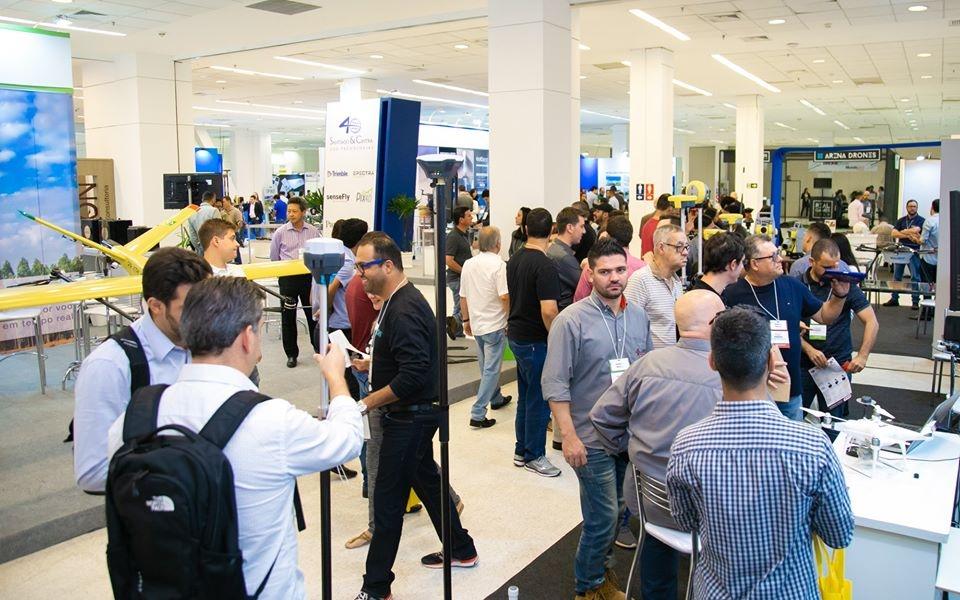 42 empresas e instituições já estão confirmadas na feira MundoGEO Connect, DroneShow e SpaceBR Show 2021