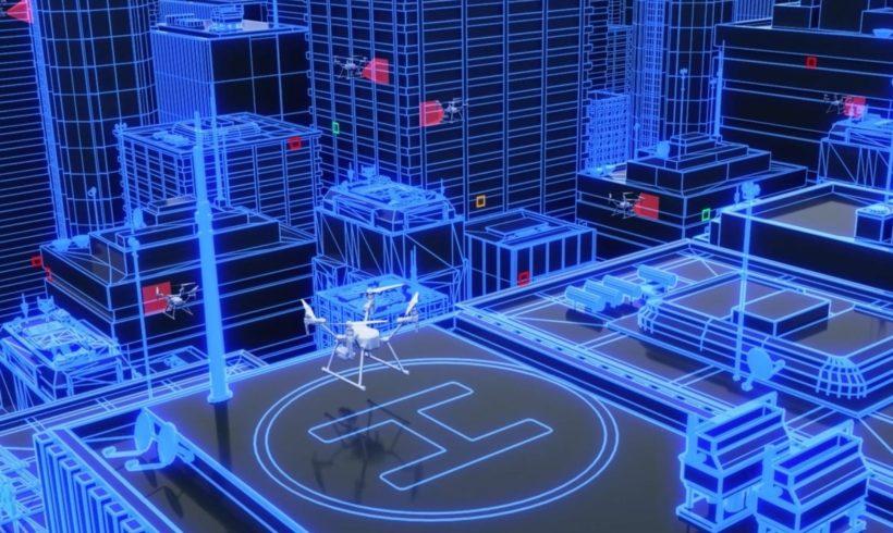 Curso Inspeções com Drones no DroneShow e MundoGEO Connect 100% Online em setembro