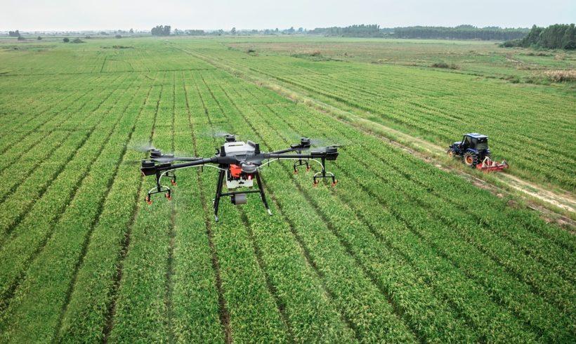 Agricultura de Precisão em destaque na DroneShow e MundoGEO Connect 100% Online com cursos, fórum e seminário