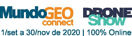 MundoGEO Connect e DroneShow 2020