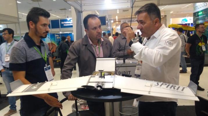 Tecnodrone – Spirit Aircraft confirmada na Plataforma de Conexões e Negócios do DroneShow e MundoGEO Connect 2020