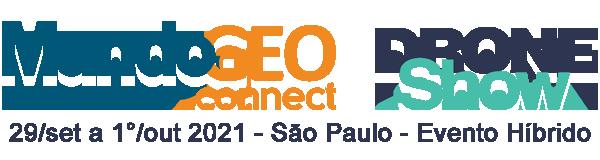 MundoGEO Connect e DroneShow 2021